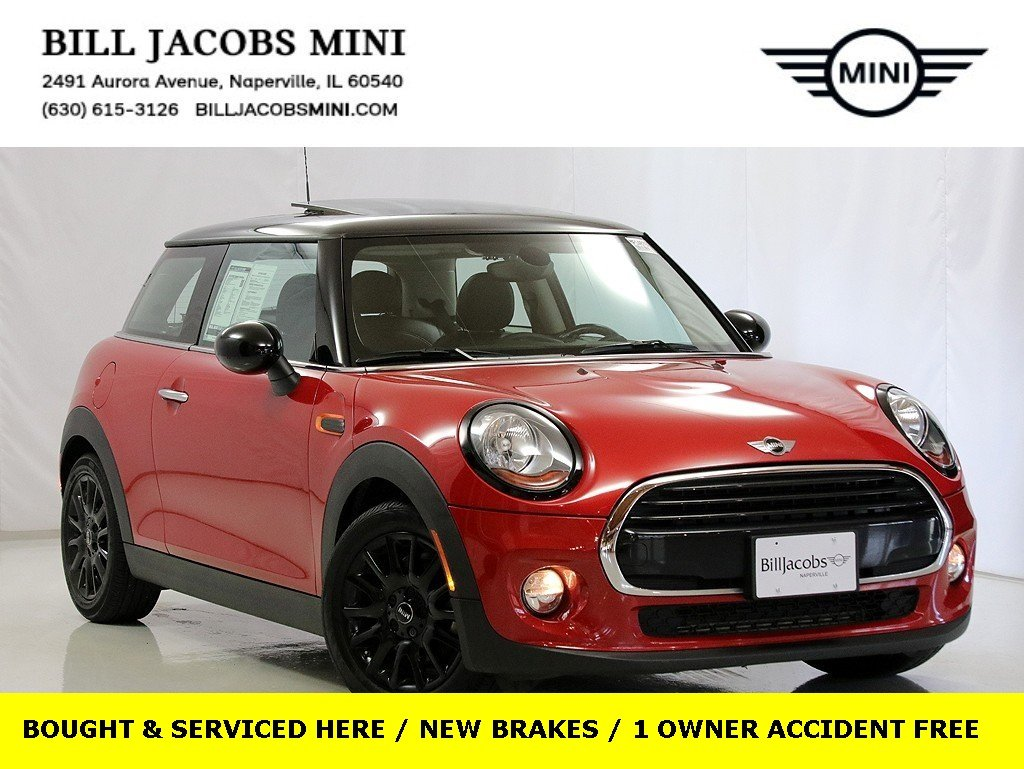 Pre-Owned 2016 MINI Cooper Hardtop Hardtop