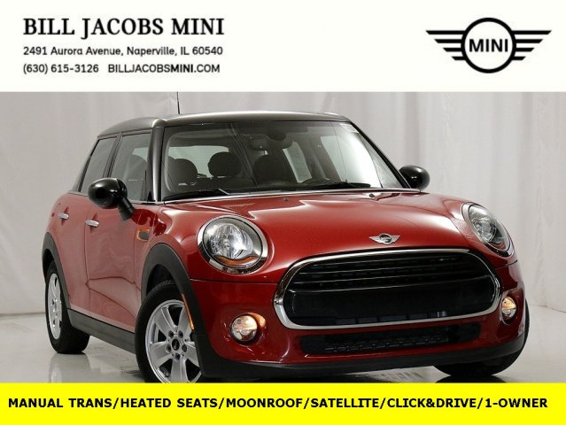 Pre-Owned 2016 MINI Cooper Hardtop 4 Door Hardtop