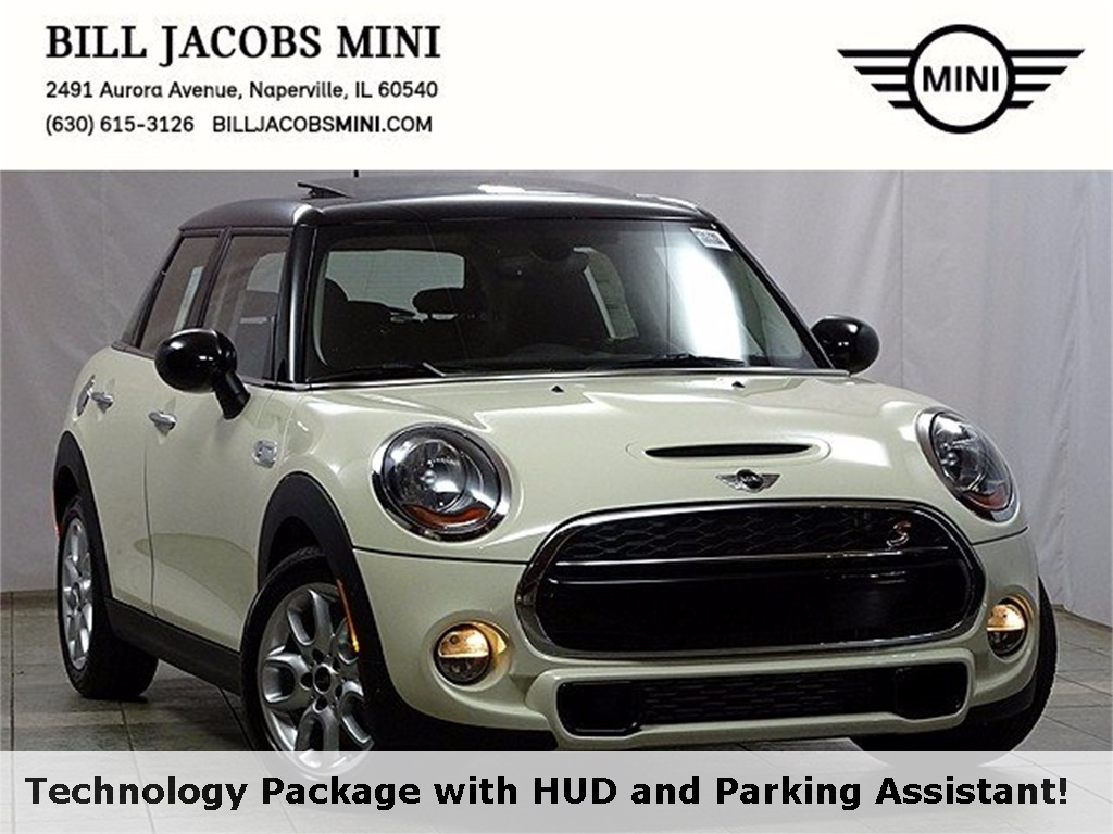 New 2018 mini hardtop 4 door cooper s 4d hatchback in naperville m31785 bill jacobs mini Mini cooper exterior accessories