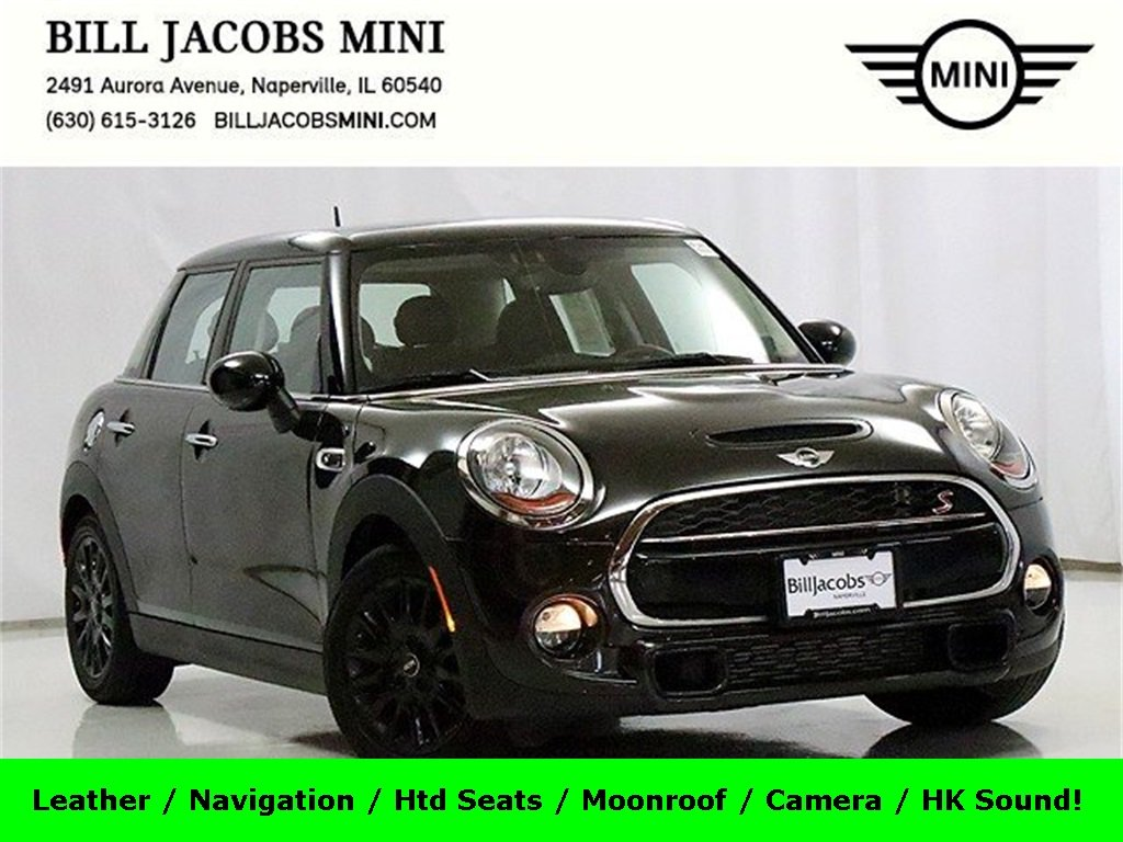Pre-Owned 2016 MINI Hardtop 4 Door Cooper S