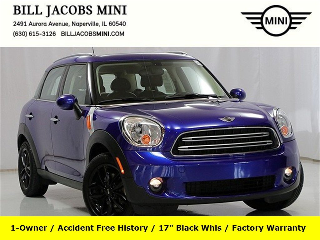 Pre-Owned 2016 MINI Countryman Cooper