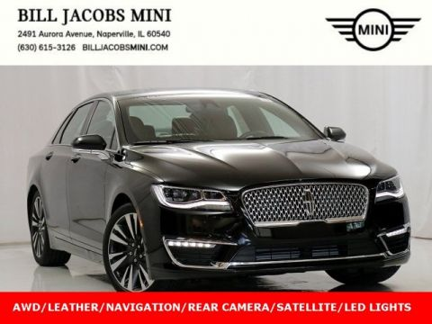 Pre-Owned 2018 Lincoln MKZ Reserve