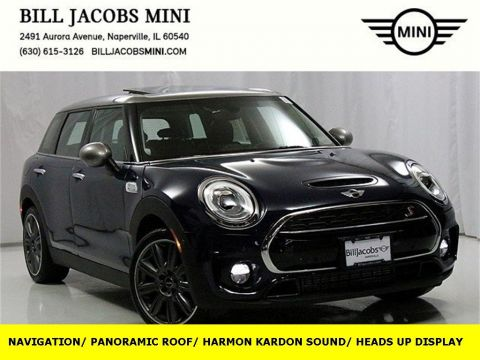 Certified Pre-Owned 2018 MINI Clubman Cooper S