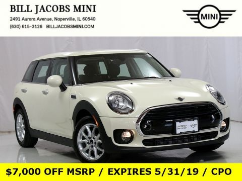 Certified Pre-Owned 2019 MINI Clubman Cooper