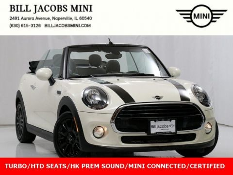 Certified Pre-Owned 2019 MINI Convertible Cooper