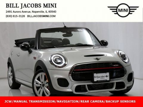 Pre-Owned 2019 MINI Convertible John Cooper Works