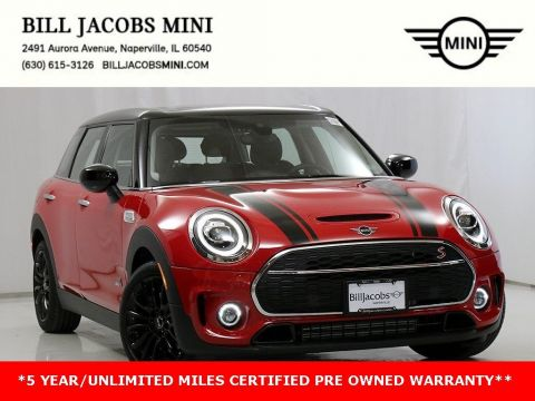 Certified Pre-Owned 2020 MINI Clubman Cooper S