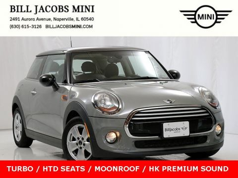 Pre-Owned 2015 MINI Cooper Hardtop Hardtop