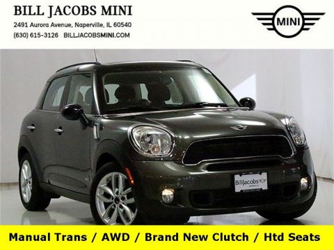 Pre-Owned 2011 MINI Countryman Cooper S