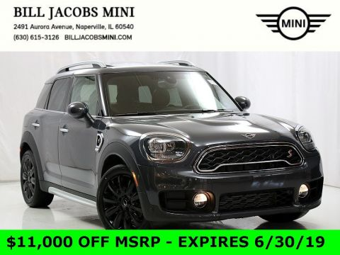 Pre-Owned 2019 MINI Countryman Cooper S