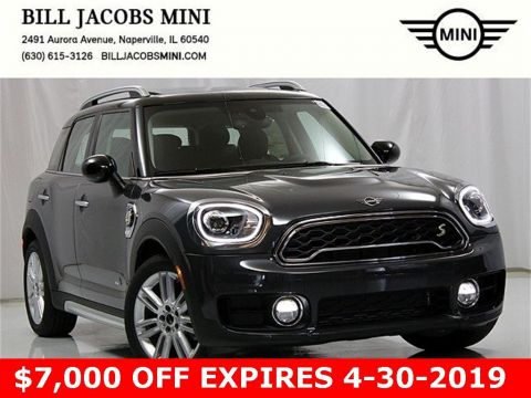 New 2019 MINI Countryman Cooper S E