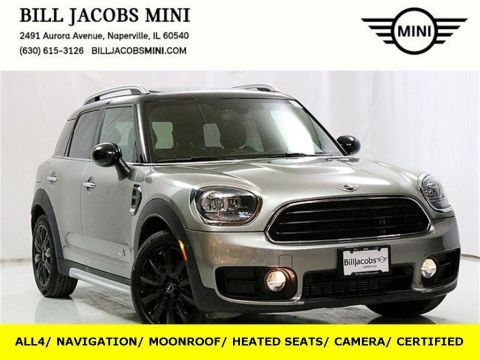 Certified Pre-Owned 2018 MINI Countryman Cooper