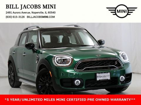 Certified Pre-Owned 2020 MINI Countryman Cooper S